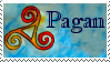 Pagan Stamp by RowanLewgalon