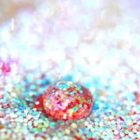 Rainbow Sparkles by RowanLewgalon