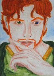 William Rufus by RowanLewgalon