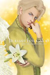 Archangel Gabriel by RowanLewgalon