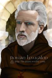 Saint Bede by RowanLewgalon
