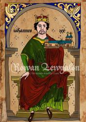 King John by RowanLewgalon
