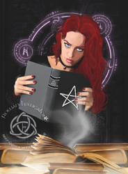 Witchcraft by RowanLewgalon