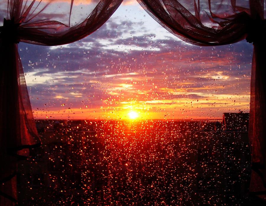 -+-Sun and Rain-+- by TalviEnkeli