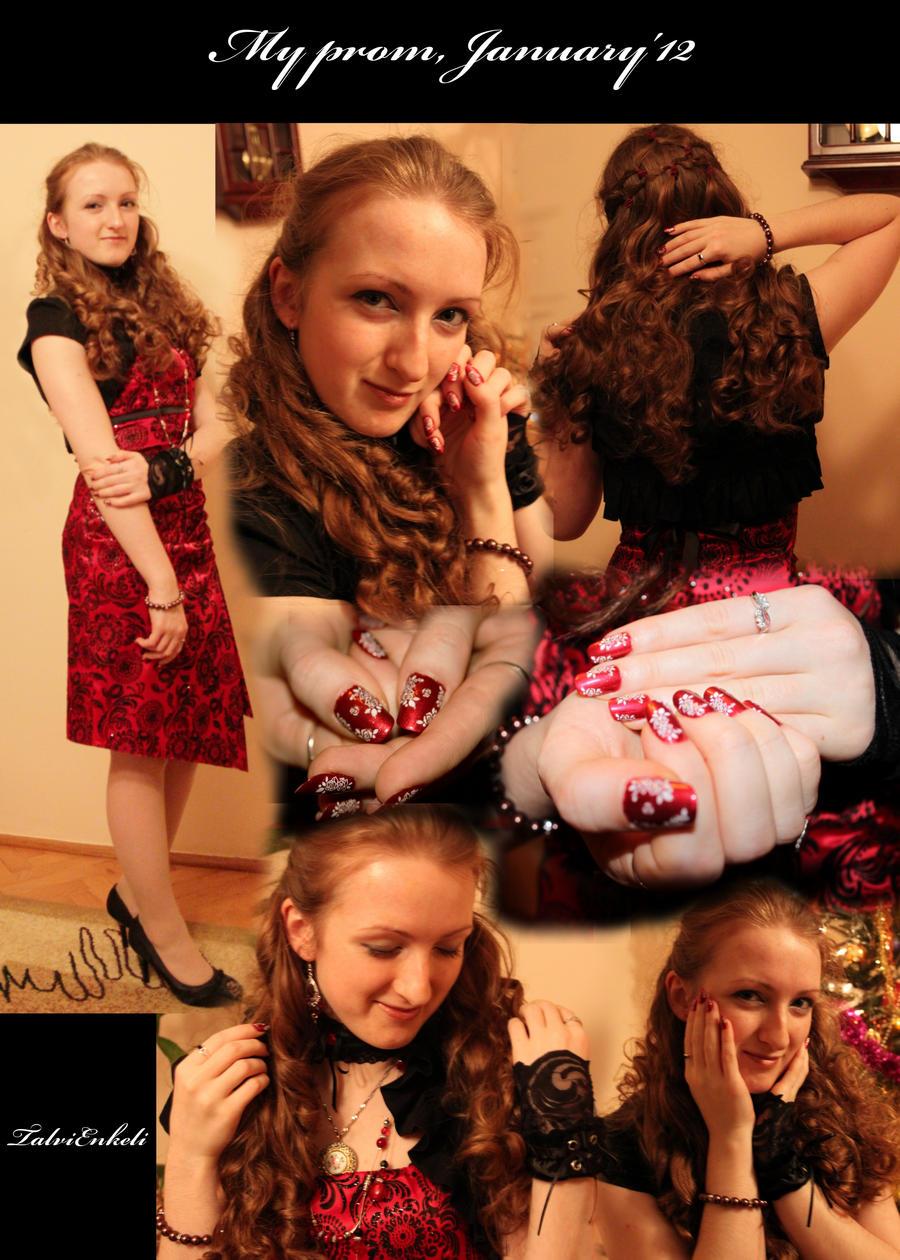 -+-My prom creation-+- by TalviEnkeli