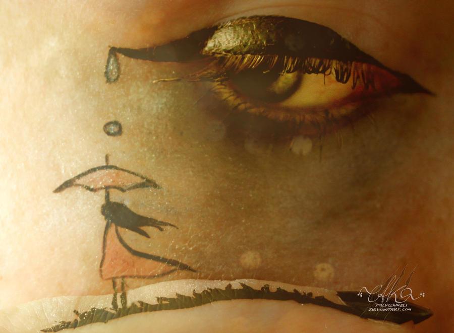 -+-Rainy day-+- by TalviEnkeli
