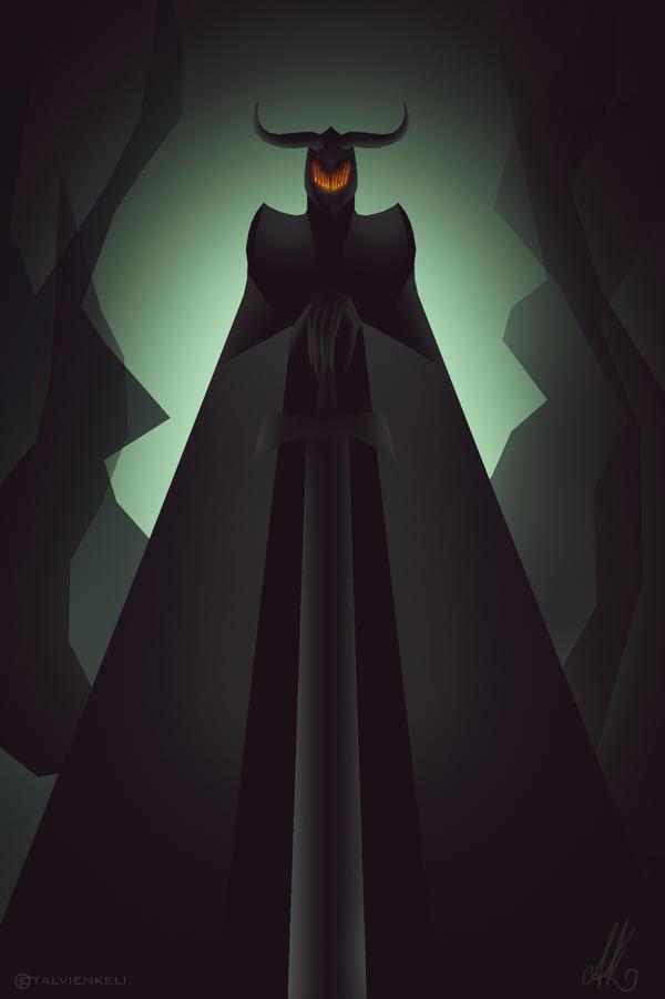 Demon overseer