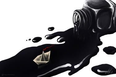 Ink pot by TalviEnkeli