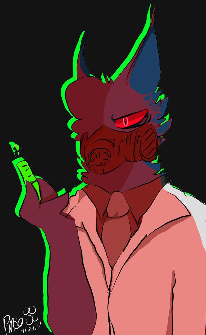 Doctor by DerpyPandaGamer