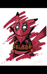 Pikapool by EvinAR
