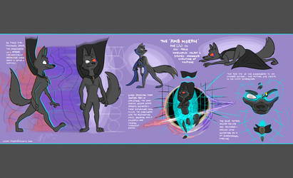Ambimorph - IMPENDIA Character Sheet by EvinAR