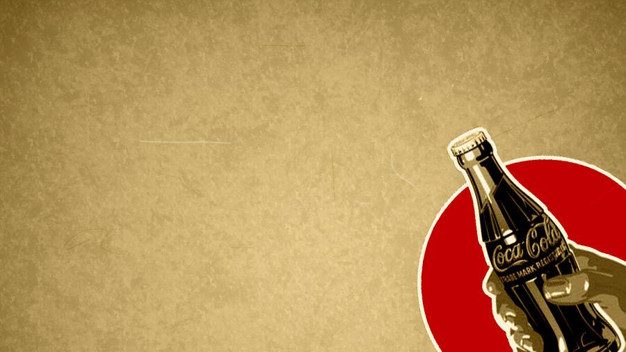 free vintage coca-cola wallpaper