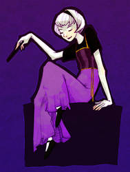 rose lalonde again by glittervolt