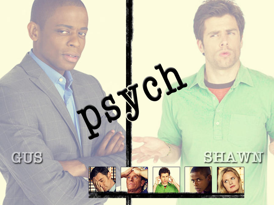 gallery for psych wallpaper