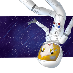 Afloat in Space