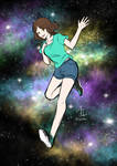Galaxy BG by Tsuk1aKari