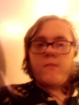 midnight selfie