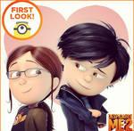 Margo y Antonio by MelySky