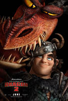 How to train your dragon Snotlout Poster[1] by MelySky