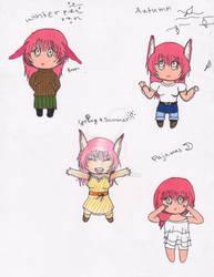 Usagi Izumi Minis [SL]