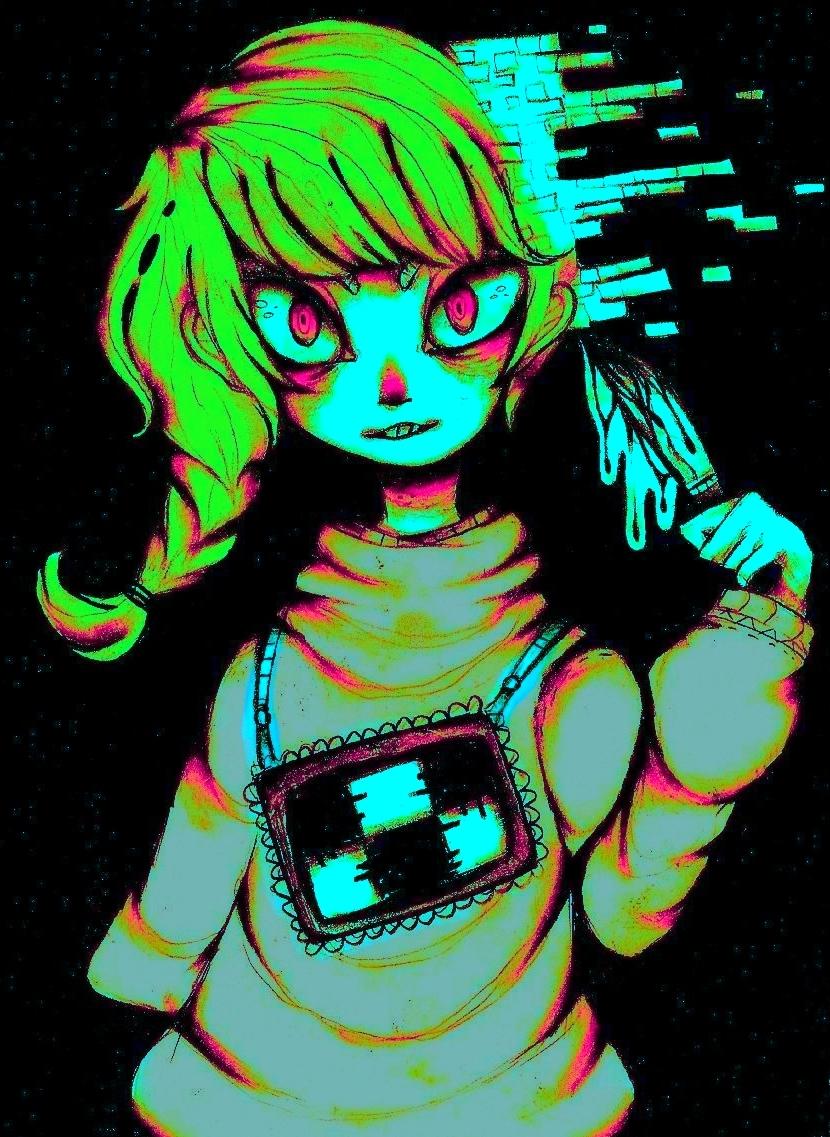 Madotsuki endleSSStation by Mebuu