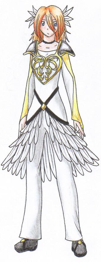 Phoebe - Shining Form by Lyystra