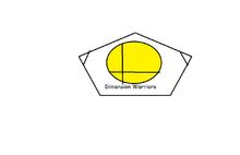 Dimension Warriors Logo by ElderPrinceShroob