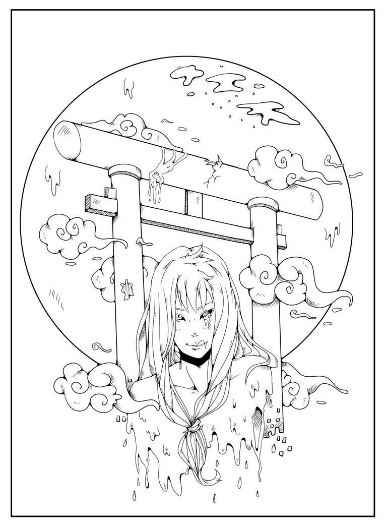 SNK-Actividad introductoria- Hotaru- by Niea-tan