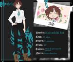 [S-A] Hellgrun |Rei Kajiyashiki