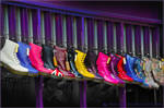 Color of shoes by brijome