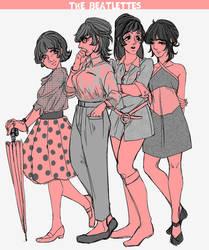 Fashionistas by wingsoverDA