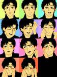 Blushy Paul