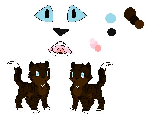 Ink Warrior Cats