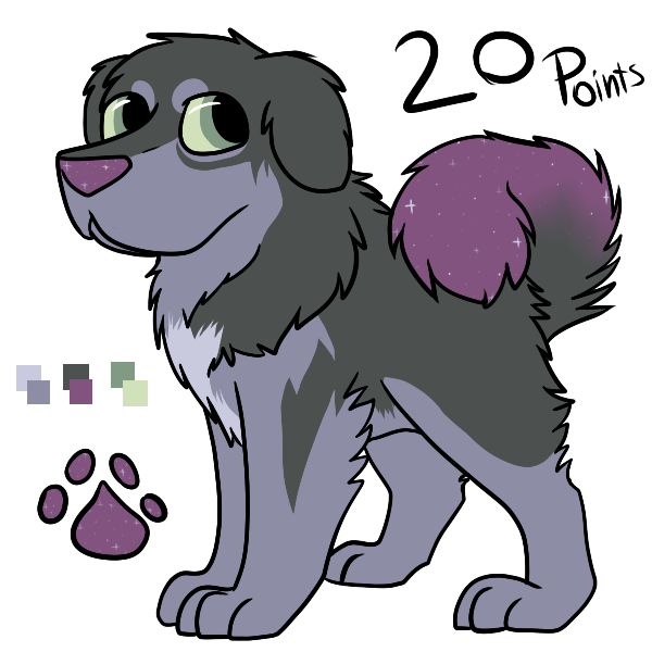 Space tibetan mastiff Adopt by Suicidal-DaRk
