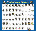 Ninjakitten Shimeji