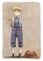 Enoch O'Connor by Marshmeellow