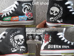 Finished Shoes!!! by Lafishy