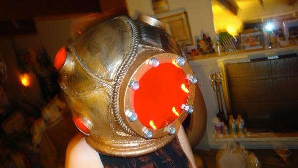 Big sister helmet in the works