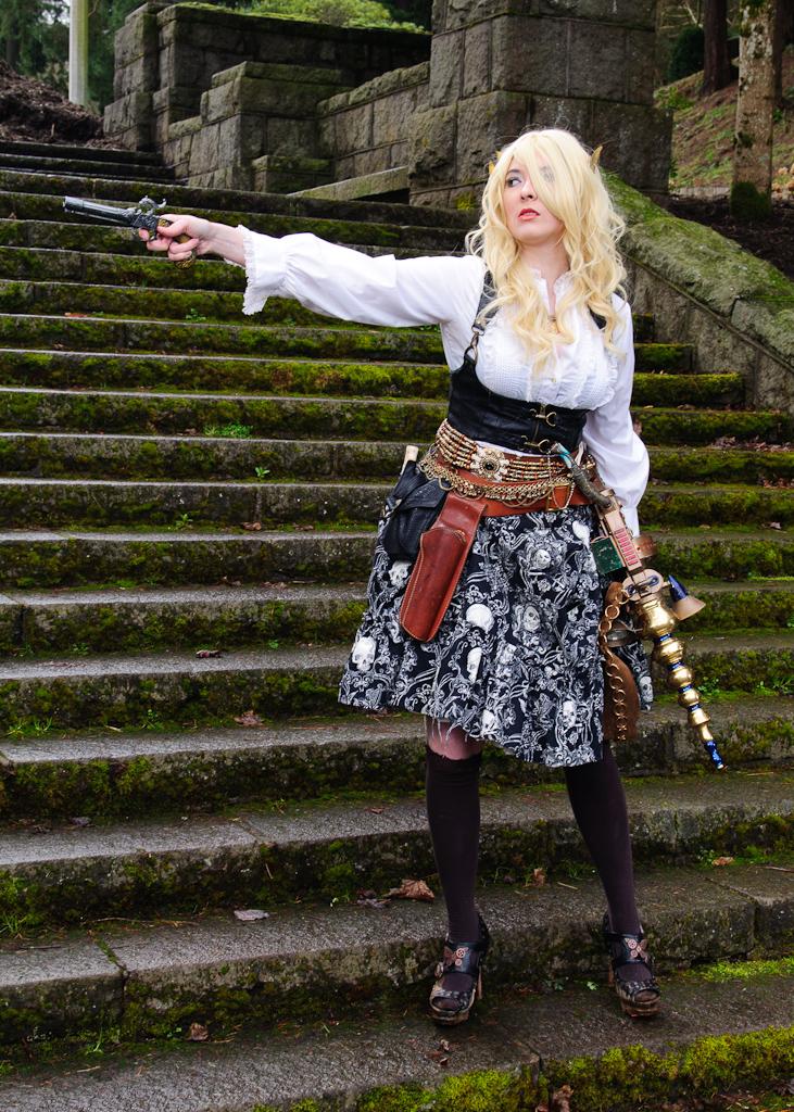 Steampunk Treasure Hunter Lola 3 by BangBangNeko on DeviantArt
