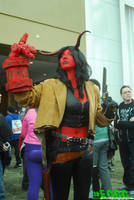 Hellgirl At ECC by BangBangNeko