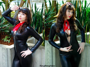 The two sides of Fujiko