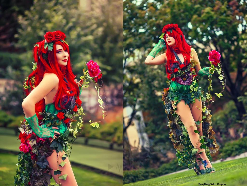 Poison Ivy- Original Concept by BangBangNeko