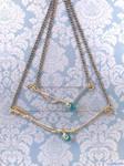 [For Sale] Customizable Bow and Arrow Pendant (II)