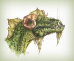 Pretty Ugly (Watercolour)