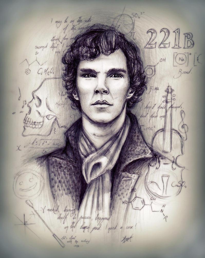 Sherlock by ocean-crystal