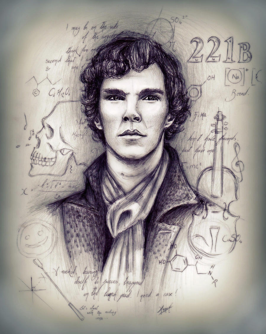 Sherlock by ocean-crystal