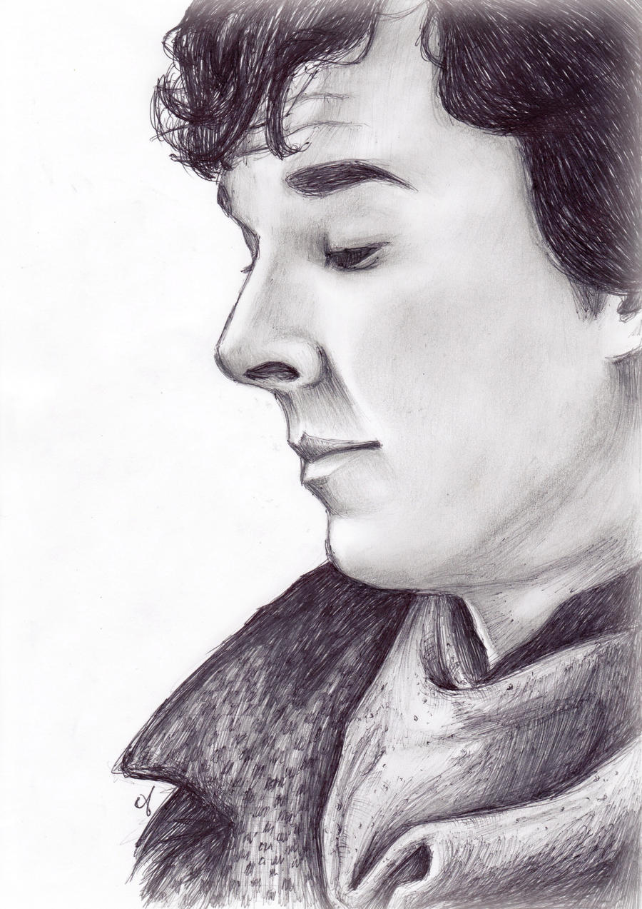 Sherlock, consulting detective by ocean-crystal