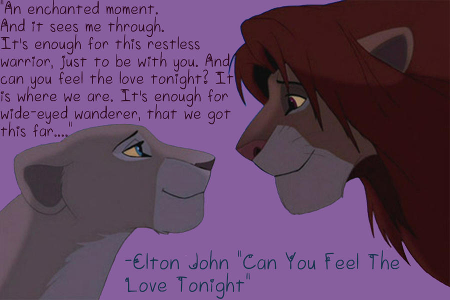 Simba and Nala by Rosie-Skye23 on DeviantArt