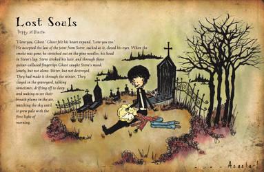 Lost Soul Ghost-Steve