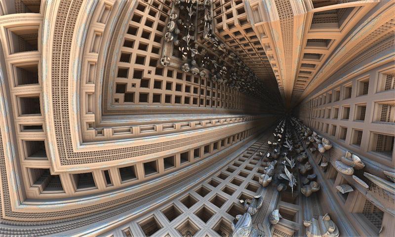 EschersChaos by jjkiefer
